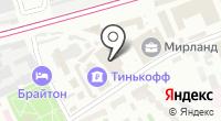 НИКЭ на карте
