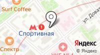 ВЕРК на карте