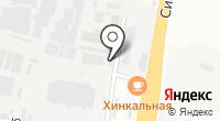 Салар Фишинг на карте
