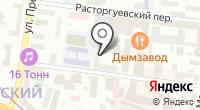 Карат-7 на карте