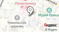 Федеральная служба по гидрометеорологии и мониторингу окружающей среды РФ на карте