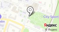 Пресненский детский парк на карте