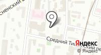 Гринвей на карте