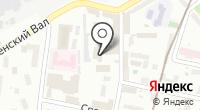 Микран на карте