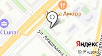Гагаринская межрайонная прокуратура на карте