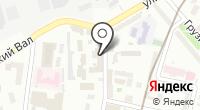Московское имущество на карте