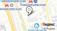 АСВТ на карте