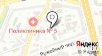Хегфорс-Москва на карте