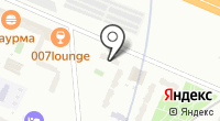 Квадрига на карте