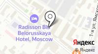 Медиа Атлас на карте