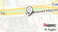 Starlook на карте