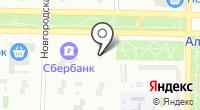 Логос-груз на карте