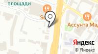 Мособлгеотрест на карте