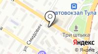 Трубметсервис на карте