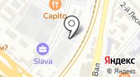 Neona на карте