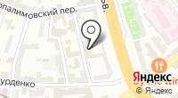 Государственная регистрационная палата при Министерстве юстиции РФ на карте