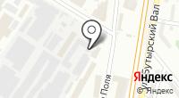 Технический центр №1 на карте