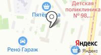 Авто-Новатор на карте