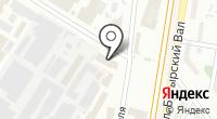 City-spa на карте