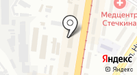 Tns на карте