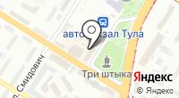 71web на карте