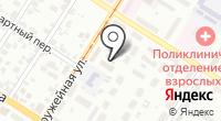 Тульский государственный аграрный центр на карте