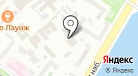 Кардинал на карте