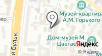 Дом-музей И.С. Остроухова на карте