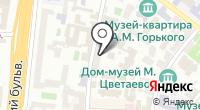 Униклиник на карте