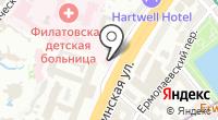 Детская клиническая больница №13 им. Н.Ф. Филатова на карте