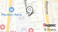 Диал на карте