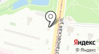 Юрьев День на карте