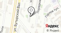 Системы контекстной навигации на карте