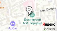 НИК Развитие на карте