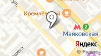 Комитет по архитектуре и градостроительству г. Москвы на карте