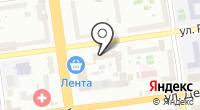 Тула на карте
