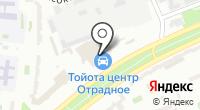 АвтоЛок на карте