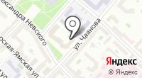 Финансово-казначейское Управление Центрального административного округа на карте
