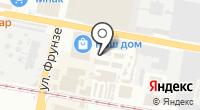 Магазин дверей и фурнитуры на карте