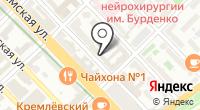 Очи на карте
