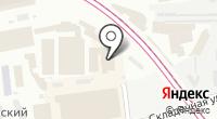 Мрамор из Саян на карте