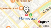 Министерство экономического развития РФ на карте