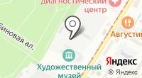 М-студио на карте