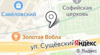 Городской кожно-венерологический диспансер №19 на карте