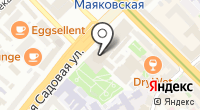 АБ БПФ на карте