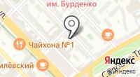 Загар.рф на карте