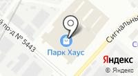 ТурБрони на карте