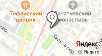 АЛЬФА-Б на карте