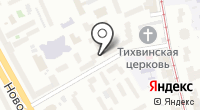 КБ МАСТ-Банк на карте