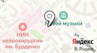 АРТ-Клиник на карте